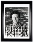 Don Henley Signed Photograph JSA Guaranteed