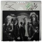 "Queen Signed ""The Game"" Album"