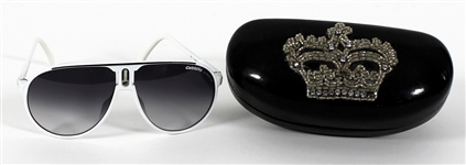 "Lady Gaga ""Bad Romance"" Music Video Worn Carrera Sunglasses"