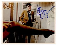 "Dustin Hoffmann Signed ""The Graduate"" Photograph Beckett Authentication"