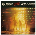 "Queen Signed ""Live Killer"" Album Circa 1979"