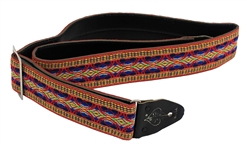 Jimi Hendrix Owned & Used Guitar Strap from The Mike Quashie Jimi Hendrix Collection