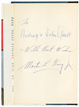 "Martin Luther King Jr. Signed ""Stride Toward Freedom"" Book PSA LOA"