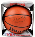 Shaquille ONeal Signed Basketball JSA Authentication