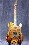 "Rolling Stones ""Beggars Banquet"" Custom Designed Limited Production Fender Telecaster Guitar"
