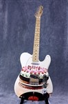 "Rolling Stones ""Let It Bleed"" Custom Designed Limited Production Fender Telecaster Guitar"