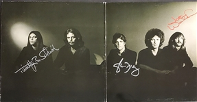 "The Eagles Band Signed ""The Long Run"" Album JSA"