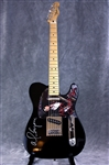 "Alice Cooper Signed ""Welcome 2  My Nightmare"" Custom Limited Production Fender Standard Telecaster Guitar"
