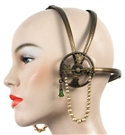 "Rhianna ""Where Have You Been"" Worn Vintage Circa 1920s Headpiece"