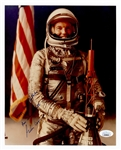 Gordon Cooper Signed and Inscribed Photograph JSA