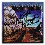 "Lynyrd Skynyrd Signed ""Edge of Forever"" C.D."