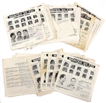 Collection of FBI Wanted Posters (Approx. 50)
