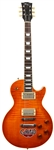 "ZZ Top Billy Gibbons Owned and Stage Used ""Grind"" Tokai Les Paul Guitar"