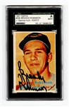 1957 Topps #328 Brooks Robinson SGC Authentic