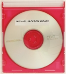"Michael Jacksons Personal Unreleased Original Composition ""Xscape"" CD"