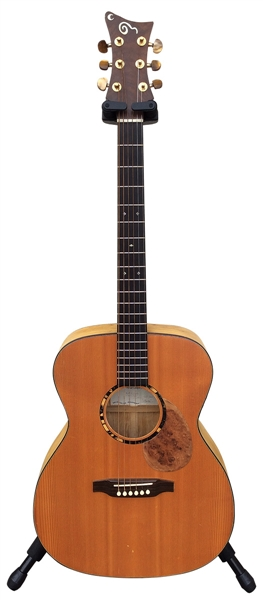 Keith Richards Personally Owned & Played Luthier George Rizsanyi Custom Guitar