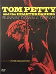 "Tom Petty Signed ""Runnin Down A Dream"" DVD REAL LOA"