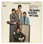 "The Beatles ""Yesterday And Today"" Stereo Second State Butcher Cover (Capitol 2553, 1966)"