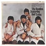 Beatles Yesterday and Today 3rd State Butcher Cover, Yesterday and Today Tops of the Pops, and Paul McCartney Insert