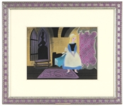 "Mary Blair Original ""Cinderella"" Concept Painting"